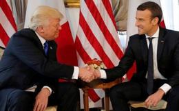 Pháp tràn trề hy vọng Mỹ trở lại hiệp ước chống biến đổi khí hậu