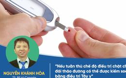 Tiến sĩ Việt tại Canada chỉ ra sai lầm nghiêm trọng của người Việt khi chữa tiểu đường
