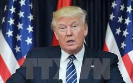 Tổng thống Mỹ ủng hộ các nỗ lực điều tra chính quyền tiền nhiệm