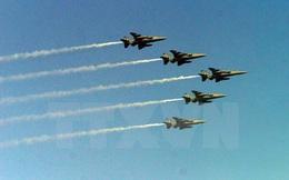 Ấn Độ tăng cường sức mạnh không quân đối phó đe dọa từ biên giới