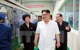 Báo Nhật: Bà Park Geun Hye từng phê chuẩn kế hoạch ám sát ông Kim Jong Un
