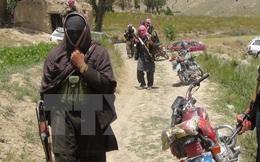 Áo gài bom phát nổ sớm, 30 chiến binh Taliban chết trước khi động thủ