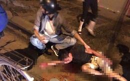 Hà Nội: Lao vào hỗn chiến sau va chạm giao thông