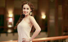 Hoa hậu Mai Phương Thúy: Bạn trai thuộc dạng hot, không hiểu sao lại để ý đến Thúy!