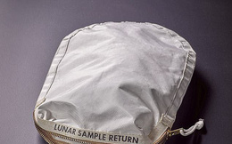 Gần 50 năm, không ngờ túi bụi trên Mặt Trăng trị giá 4 triệu USD