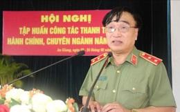 Bộ Công an sẽ nắm tình hình khối tài sản của gia đình Giám đốc Công an tỉnh Yên Bái