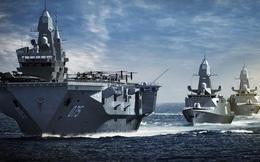 Hải quân Nga nâng cao sức mạnh bằng tàu đổ bộ tấn công cỡ lớn của... Trung Quốc?