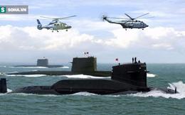 CNA: Trung Quốc cử lượng lớn tàu ngầm tới vùng biển gần bán đảo Triều Tiên