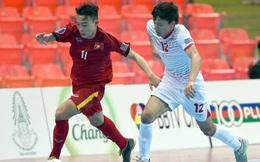 Box TV: Xem TRỰC TIẾP Futsal: Việt Nam vs Indonesia (15h00)