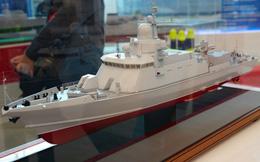 """[ẢNH] Nga """"khoe"""" dàn tàu chiến hùng hậu tại triển lãm IMDS 2017"""