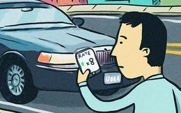 """Uber lại nghĩ ra cách """"móc túi"""" mới: Tăng giá trên những """"cung đường vàng"""""""