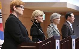 Úc không ngán Triều Tiên hù dọa