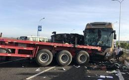 Nguyên nhân ban đầu vụ tai nạn trên cao tốc khiến 17 người bị thương, 1 người chết