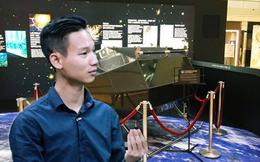 """""""Phi thuyền không gian"""" do kỹ sư VN chế tạo: Australia cấp phép thử nghiệm bay có người lái"""
