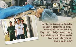 Trách nhiệm của 4 người đứng đầu trong vụ chạy thận chết 8 người ở Hoà Bình