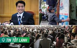 TIN TỐT LÀNH ngày 6/3: Cám ơn hai người đàn ông tên Chung/Trung ở Hà Nội
