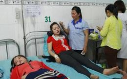 Hàng trăm công nhân nhập viện cấp cứu sau bữa ăn trưa