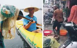 Du lịch Việt Nam: Nghĩ từ chuyện rửa lòng heo bằng… chân ở Hà Nội
