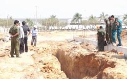 Bình Dương: Hai công nhân bị đất đá đè tử vong dưới hố công trình
