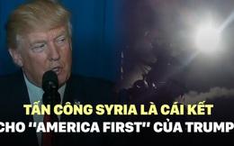 """[VIDEO] Tấn công Syria là cái kết cho """"America First"""" của Trump?"""