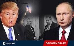 Hy vọng nào cho Syria khi cuộc khẩu chiến Nga-Mỹ bỗng nhiên im ắng?