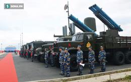 Cận cảnh uy lực Hải quân Việt Nam tại Lễ thượng cờ 2 tàu ngầm Kilo