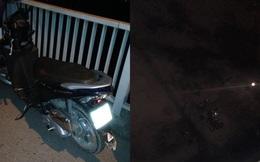 Để lại xe máy, nam thanh niên nhảy cầu Bính tự tử