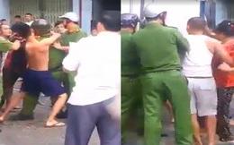 Phê ma túy, nam thanh niên đánh thiếu úy công an ở Đồng Nai