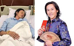 Hoài Linh nhập viện khẩn cấp, buộc phải tạm ngừng liveshow