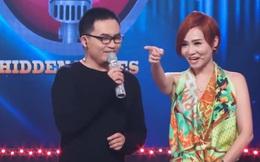"""Thu Minh gọi Trấn Thành là """"thằng"""" trên sóng truyền hình"""