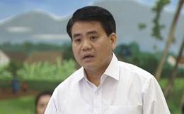 """Chủ tịch Nguyễn Đức Chung: """"Khu đô thị Đại Thanh vi phạm liên quan đến chiều cao, mật độ"""""""