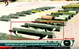 Tình báo Syria thu được lô tên lửa khủng của phiến quân: Đủ loại của Liên Xô, Nga, Mỹ...