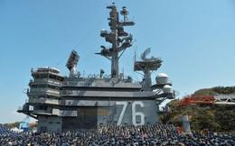 TQ mở đường cho tàu chiến Mỹ tới NLL: Bằng chứng thép về rạn nứt quan hệ Trung-Triều?