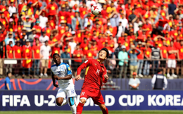 Gục ngã trước cửa thiên đường, U20 Việt Nam vẫn khiến FIFA phải ngạc nhiên
