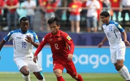 """Cú vấp ngã """"đẳng cấp"""" của U20 Việt Nam"""