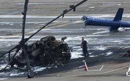 Trực thăng Mi-8 Nga chở 8 người rơi xuống biển