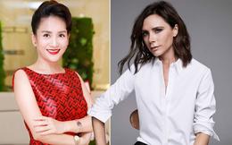 """Victoria Beckham, vợ Bình Minh và chuyện """"gáo nước lạnh tình ái"""" 6 năm trước"""