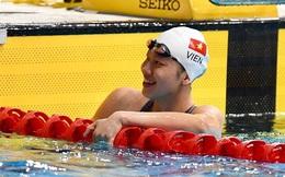Vượt VĐV Trung Quốc, Ánh Viên đoạt HCV, phá kỷ lục AIMAG, bỏ xa thành tích SEA Games 29