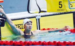 Ánh Viên không đoạt HCV ở cả hai nội dung, bơi Việt Nam có ngày thi đấu buồn hôm nay