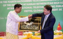 Viettel vừa được chính thức đầu tư số tiền kỷ lục vào Myanmar