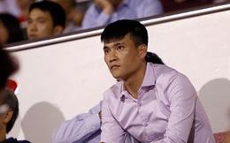 Công Vinh giãi bày vụ phản ứng trọng tài ở sân Thanh Hóa