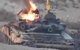 """T-90 tại Syria trước nguy cơ bị """"thảm sát"""" bởi vũ khí mới của IS"""