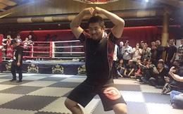 Đấu sĩ MMA đánh bại võ sư Thái cực quyền trong 10s: Một ngày tôi có 2000 cuộc gọi lỡ