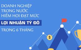 Doanh nghiệp Việt duy nhất đạt lợi nhuận tỷ đô trong 6 tháng đầu năm