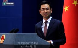 """Bắc Kinh nói vụ giật micro, đuổi phái đoàn Đài Loan là tuân thủ nguyên tắc """"Một Trung Quốc"""""""