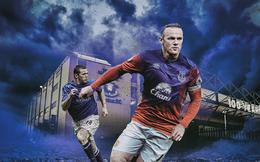 Đã xong, Wayne Rooney rời Old Trafford, chính thức là người của Everton