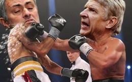 Mourinho & Wenger: Hai lão bợm già mắc bẫy cò ke