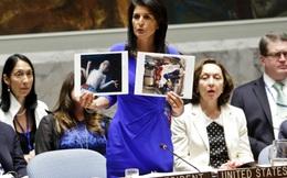 Hội đồng Bảo an LHQ họp khẩn, Đại sứ Mỹ tuyên bố Nga có lỗi trong vụ tấn công hóa học ở Syria