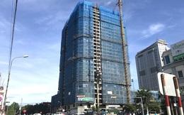 """Chủ toà nhà ở Nghệ An bị phạt vì """"cố"""" xây thêm 3 tầng"""