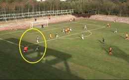 Clip: Hai pha bóng ảo diệu của Xuân Trường cho Gangwon FC
